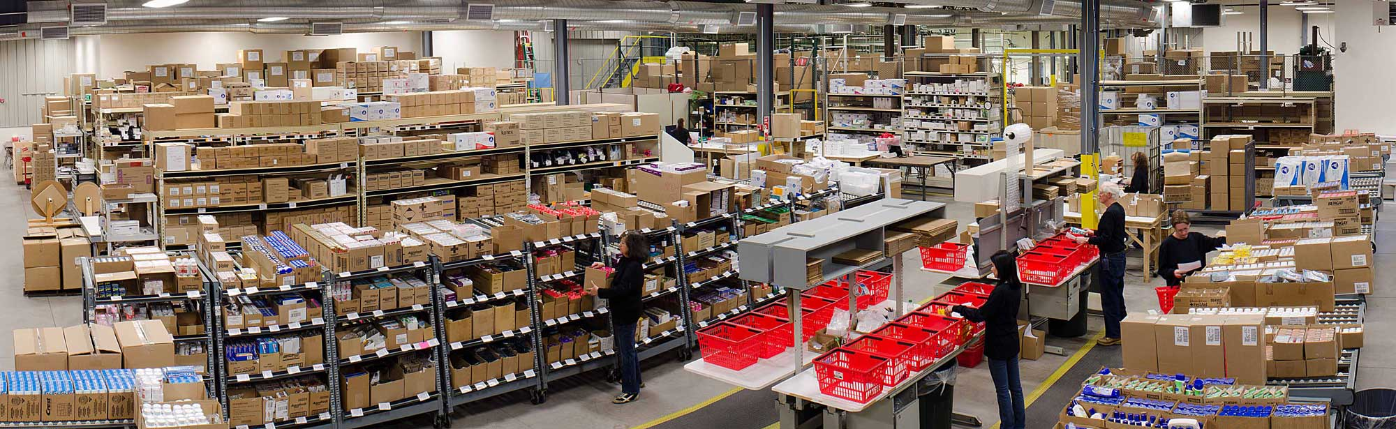 OTC Benefit Solutions Fulfillment Center